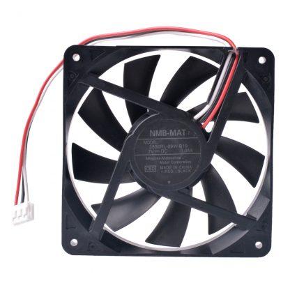 NMB 70mm fan 2806RL-09W-B19 7015 70x70x15mm 5V 7V USB fan Double ball bearing DIY cooling fan