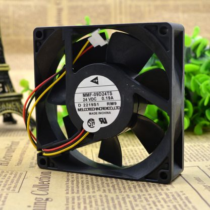Free Delivery. Inverter fan CA1322 h01-2 MMF-09D24TS RM1 24 v 0.19 A