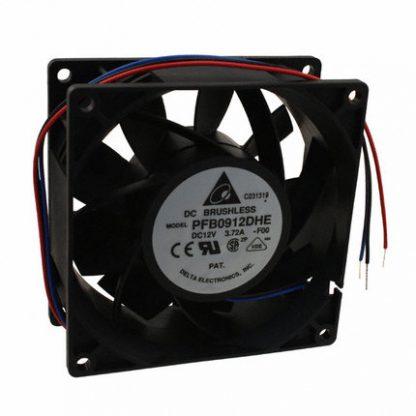 DELTA PFB0912DHE 9cm 9.2CM  12V 3.72a cpu cooler heatsink axial Cooling Fan