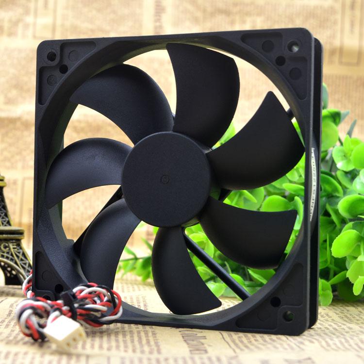 ARX DC BRUSHLESS FD1212-S3133E DC 12V 0.32A Cooling fan