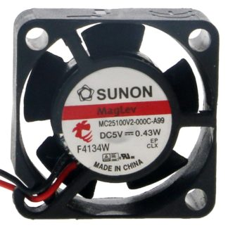 SUNON MC25100V2-000C-A99  DC5V 0.43W cooling fan