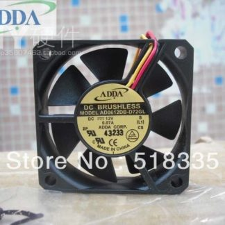 Delta ASB0912H DC 12V 0.3A 9cm Brushless Cooling Fan
