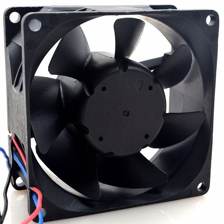 Delta AFB0812SHE DC 12V 1.0A dual ball bearing cooling fan