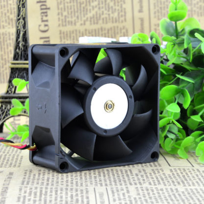 Y.S.TECH XYW08038012BS DC 12V 0.97A 3-wire 70mm Server Square fan