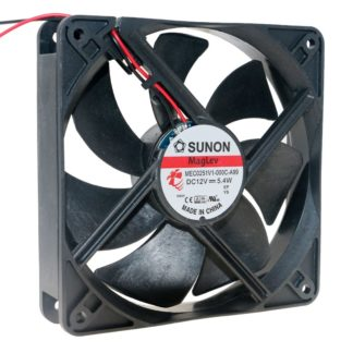 SUNON MEC0251V1-000C-A99 DC12V 5.4W Double ball bearing cooling fan