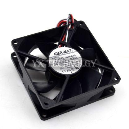 NMB 311KL-04W-B59 8CM 12V 0.3A cooling fan