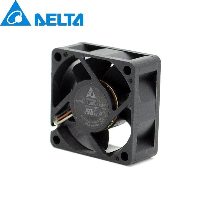 Delta ASB03512HB 12V ventilateur de refroidissement 0.18A