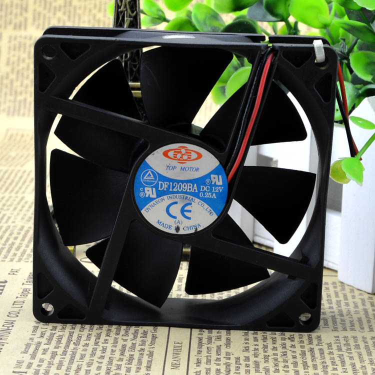 TOP MOTOR DF19BA 12v 0.25A double ball bearing cooling fans