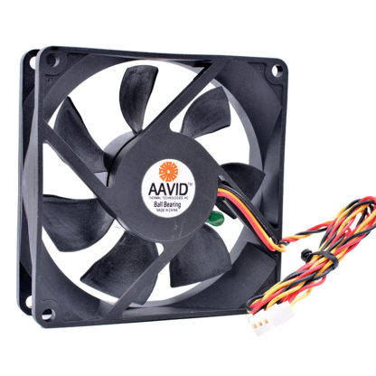 COOLING REVOLUTION 9cm 9025 9225 12V Double ball bearing computer CPU 3pin ultra-quiet cooling fan