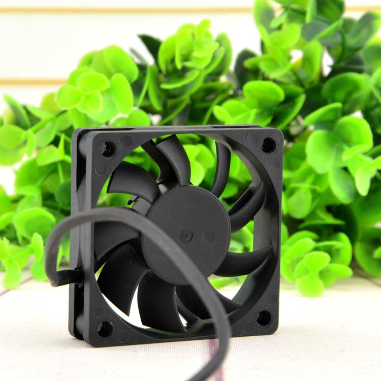 Magic MGT6012LB-015 0.12Um ventilador de refrigeração silenciosa de 12v com velocidade de três fios