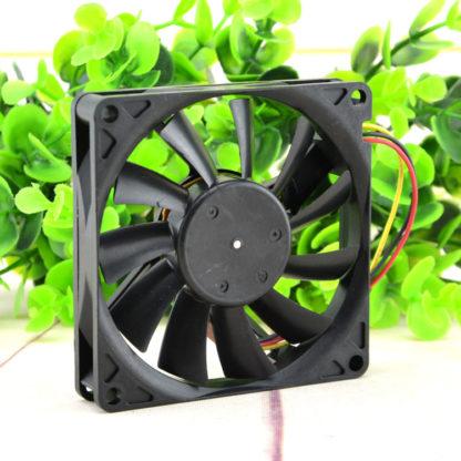 Nidec D08R-12TH 18A 12V 0.17A 8CM three-wire cooling fan