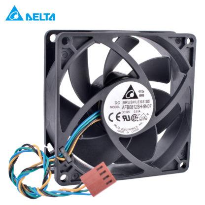 DELTA AFB0812SH-9N07 12V 0.51A PWM high volume air cooling fan