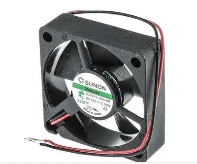 SUNON MC35101V1-0000-A99 12V 0.72W 2-wire cooling fan