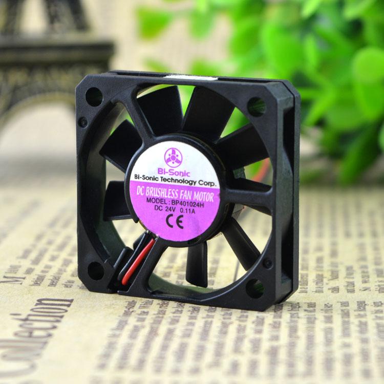 Bi-Sonic BP401024H double balle 12v ventilateur de refroidissement 0.11a dc