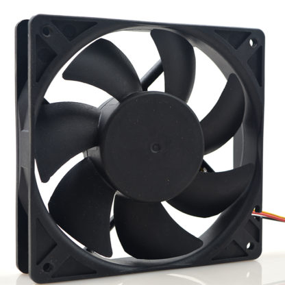 SUNON PMD1212PTB3-A 12V 6.5W 12CM 3-wire cooling fan