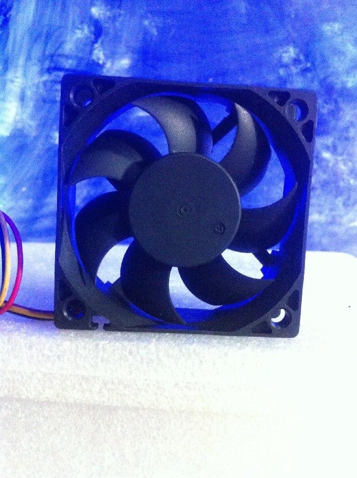 SUPERRED CHD6012ES-AH 6CM 12V0.30A 4-pin PWM ventilador de refrigeración silenciosa