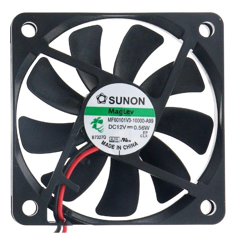 SUNON MF60101V3-10000-A99 DC 12V 0.56W refroidissement ultra-silencieux ventilateur
