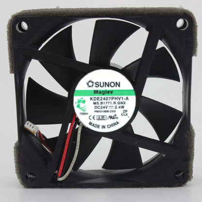 SUNON KDE2407PHV1-A 24V 2.4W cooling fan