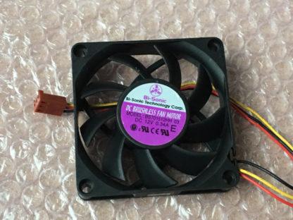 Bi-Sonic BS701512HH 7CM12V 0.34A 3wire BP701512L fan