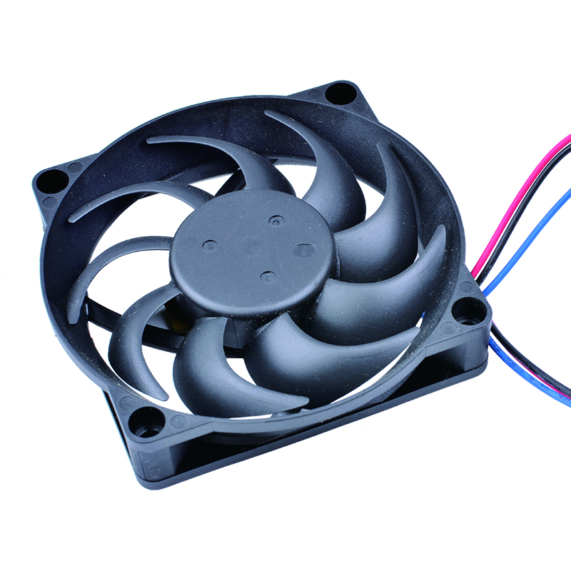 Delta AFB0712VHB ventilateur de refroidissement du CPU 12V suivante: 0,55