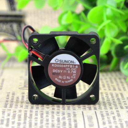 SUNON KD0504PFB1-8 5v 0.7W ball bearing fan