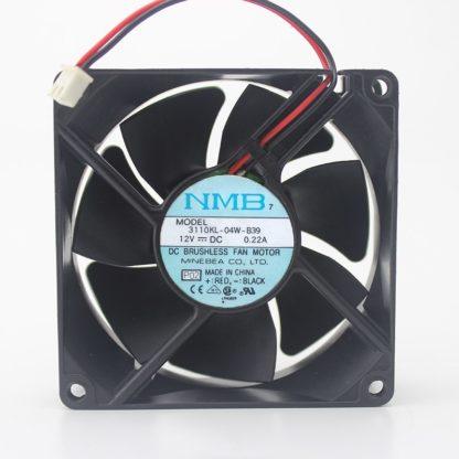 NMB 3110KL-04W-B30/B39 12V 0.22A two-wire ball fan