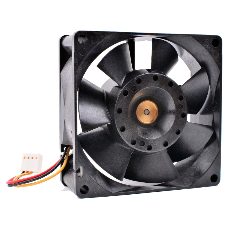 Sanyo 109P0812S1 12V 0.29A Double ball bearing cooling fan