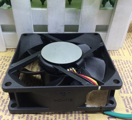 SUNON PSD18PTB1-A DC12V 4.0W 8cm ventilador de refrigeración