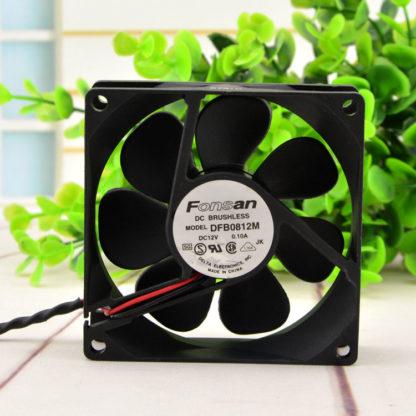 Fonsan DFB0812M DC12V 0.10A DC BRUSHLESS cooling fan