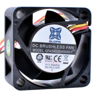 GLOFN GFA040H05HH-1 DC5V 0.30A DC BRUSHLESS cooling fan