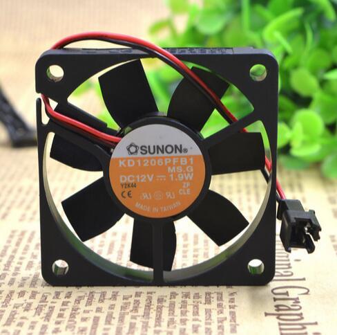 SUNON KD16PFB1 12V 1.9W超薄球冷卻風扇