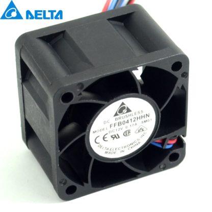 Delta FFB0412HHN -5M01 12V 0.17A  cooling fan