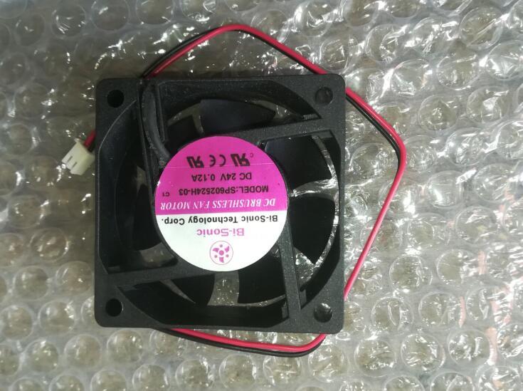 Bi-Sonic BP602524HH-03 24V 0.22A 2 line inverter fan