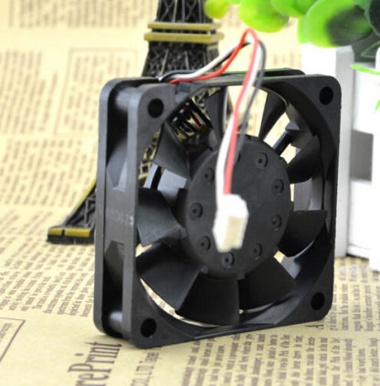 NMB 2406KL-05W-B29 24V 0.08A 3 wire converter cooling fan