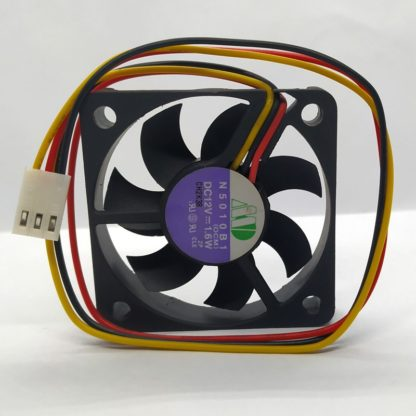MD N5010B1 DC 12V 1.6W 3-wire CPU cooling fan