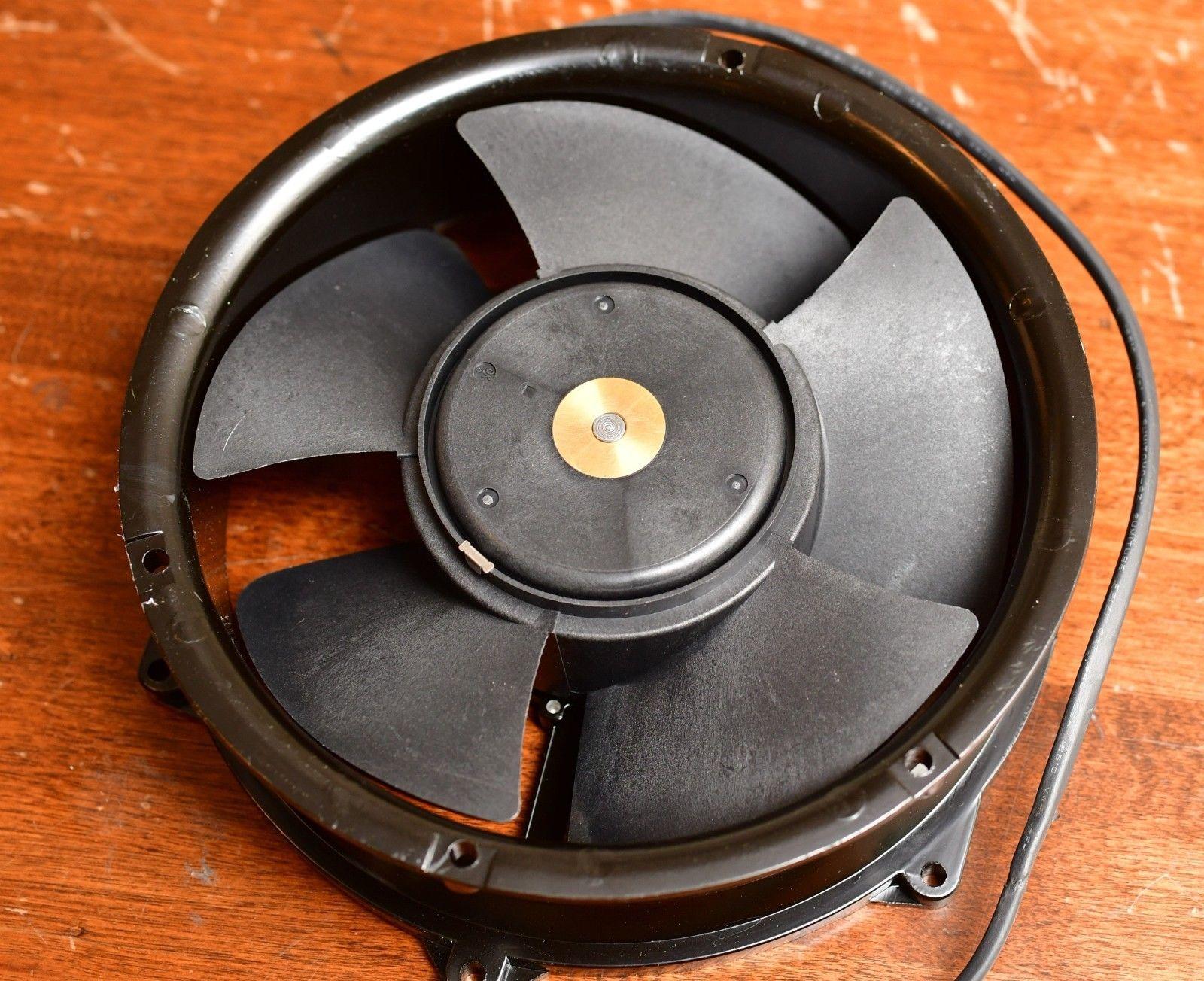 Nidec BKV 301 216/156  Y17L54BS1AA5-09E02 4800 RPM 54.5V DC fan