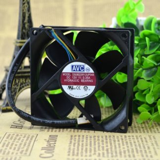 AVC DS08025R12UP048 DC 12V 0.35A cooling fan