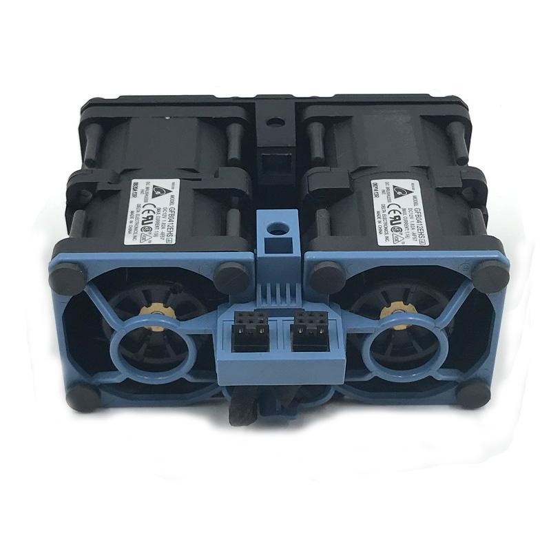 Delta GFB0412EHS Server Fan FOR HP DL360 G6 360 G7 DC 12V 1.82A P/N:489848-001 SPS P/N:532149-001