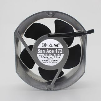 Sanyo109E5748JS5J3 48V 0.61A 17cm server fan