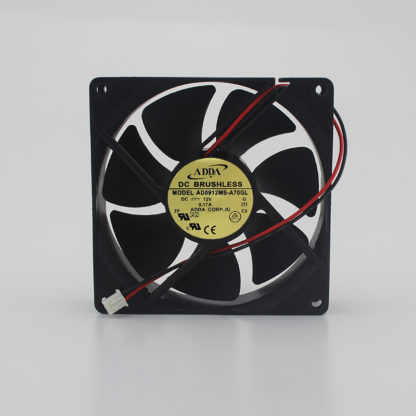 ADDA AD0912MS-A70GL 12V 0.17A 2-wire cooling fan