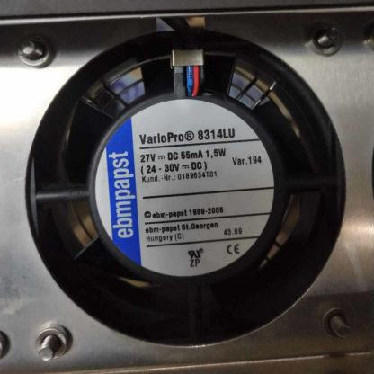Ebmpapst 8314LU 27V DC 55mA 1.5W 2wires Cooling Fan