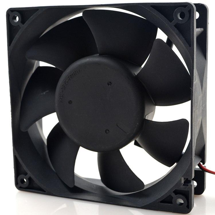 Delta AFB1224HE 24V 0.36A 12cm converter cooling fan