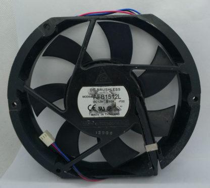 DELTA AFB1512L-F00 DC12v 0.95A  Cooling fan