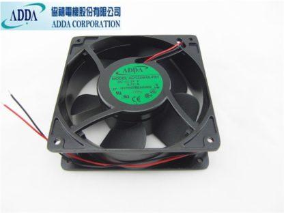 ADDA AD1224HX-F51 DC24V 0.32A axial fan