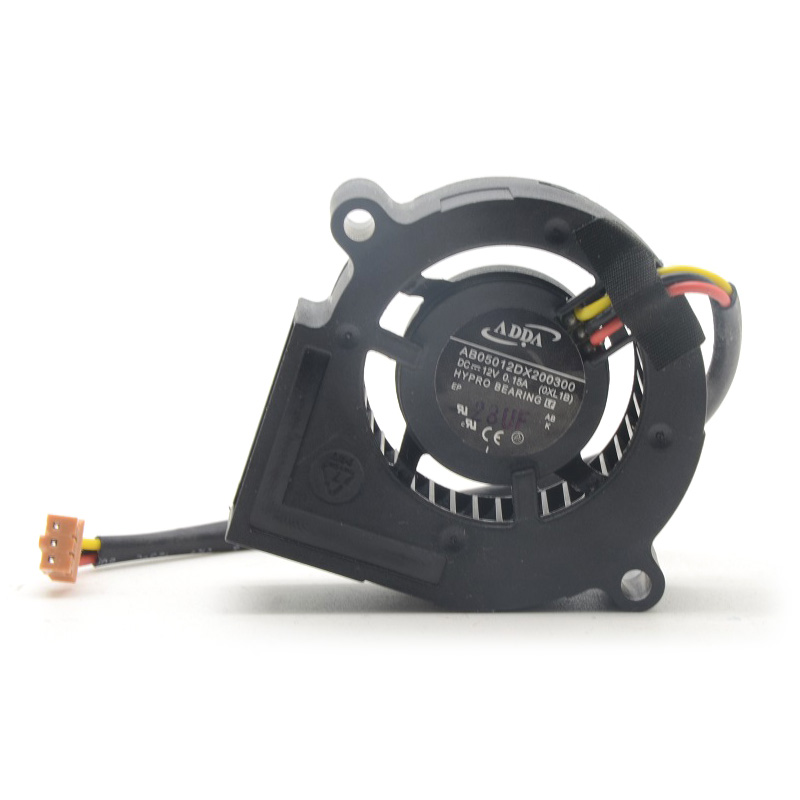 ADDA AB05012DX0300 12V 0.15A projector Blower cooling fan