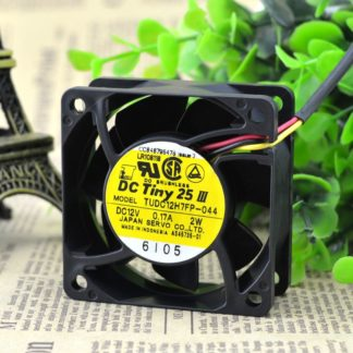 Delta GFB0412VHF 12V 0.54A server cooling fan