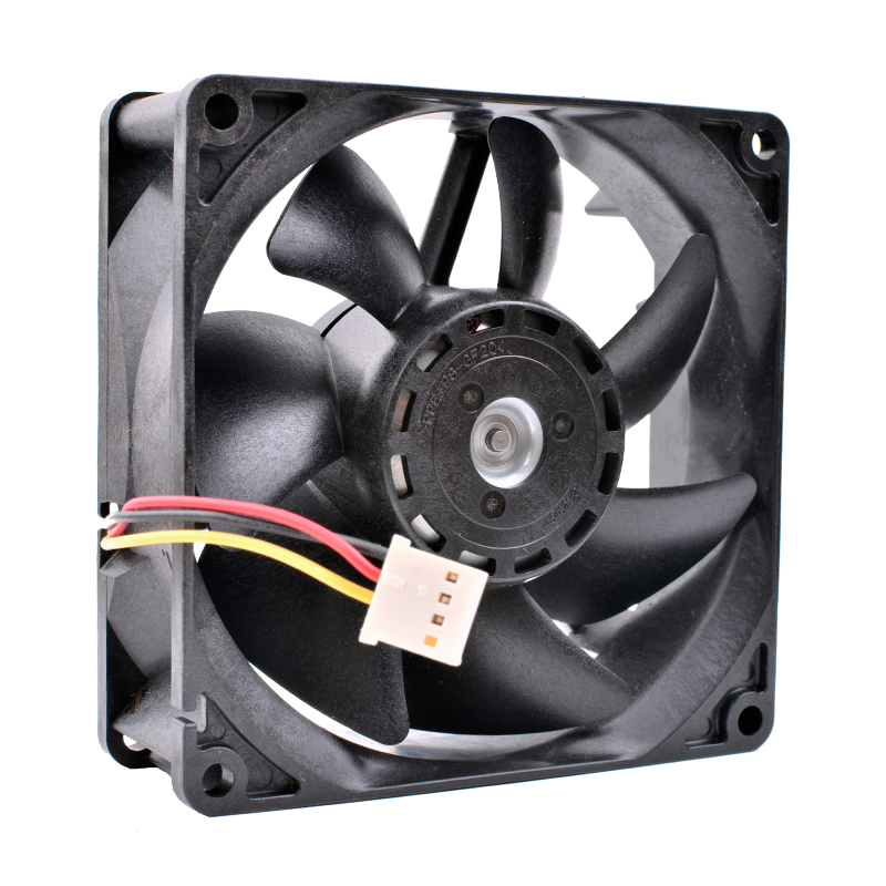 SANYO 9G0912A4 12V 0.58A Double ball bearing server cooling fan