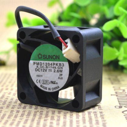 SUNON PMD14PKB3 12V 2.6W Double ball bearing fan