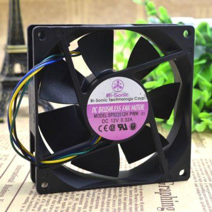 BI-SONIC SP922512H PWM 12V 0.32A hydraulic fan