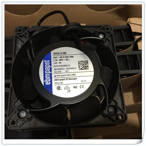 ebmpapst DV5214 NR 24V 084a 20W DC cooling fan